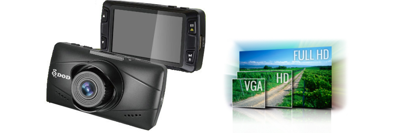 Wideorejestrator DOD IS220W