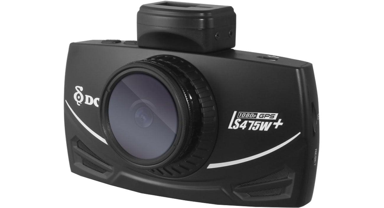 Wideorejestrator DOD LS475W Plus Full HD 2.7'' 145 stopni