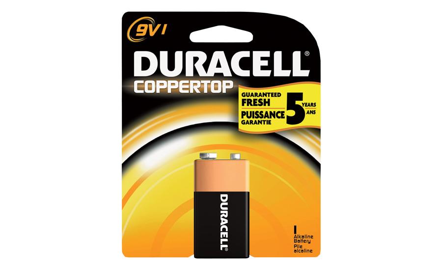 Bateria Duracell Basic 9V