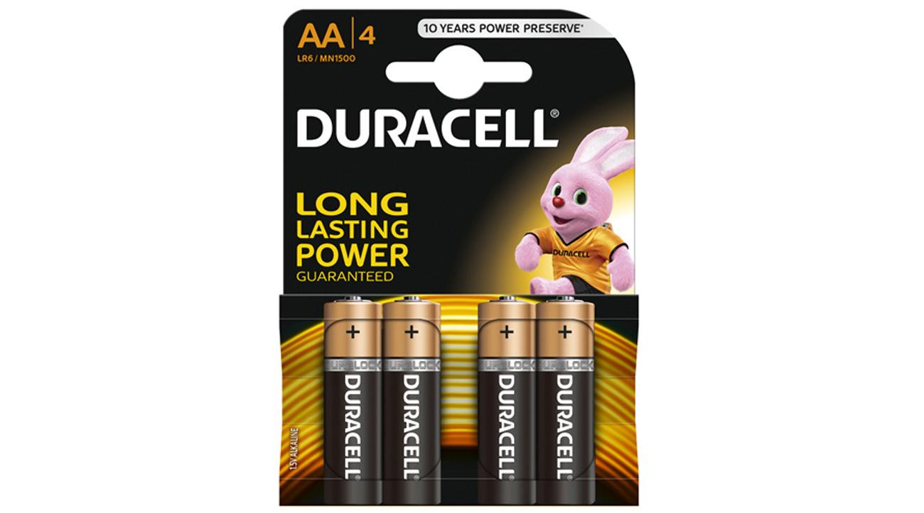 Duracell Basic AA/LR6 4 szt