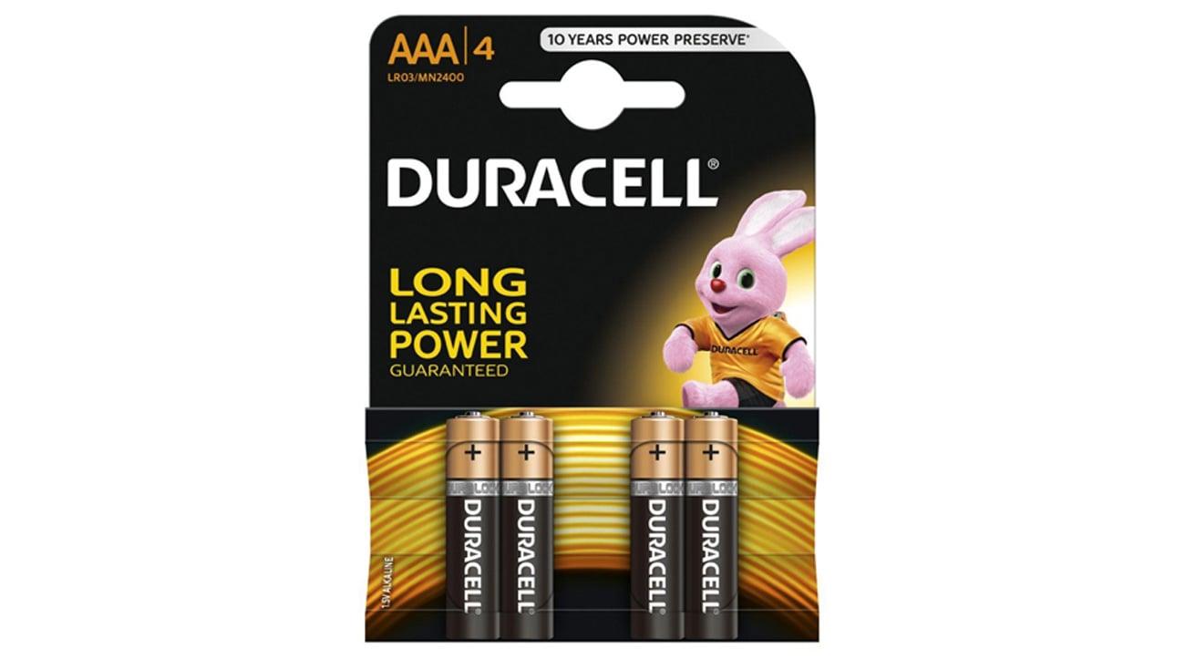 Duracell Basic AAA/LR03 4 szt