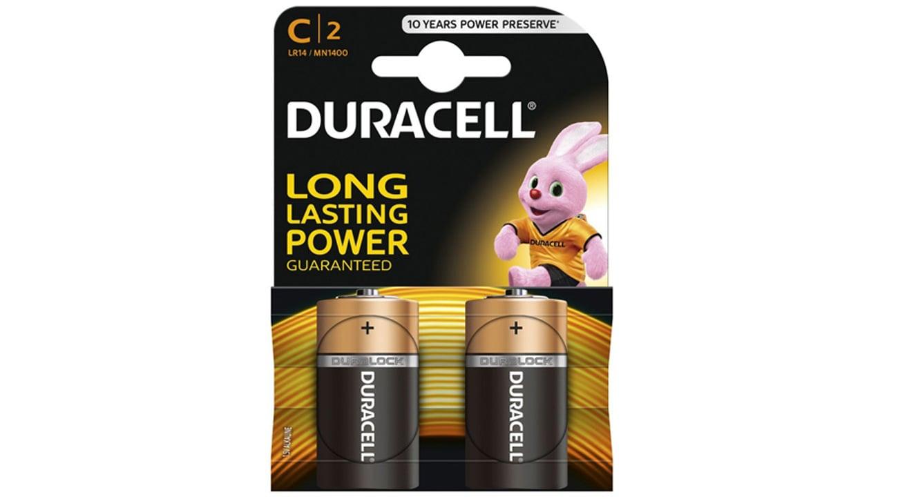 Duracell Basic C/LR14 2 szt