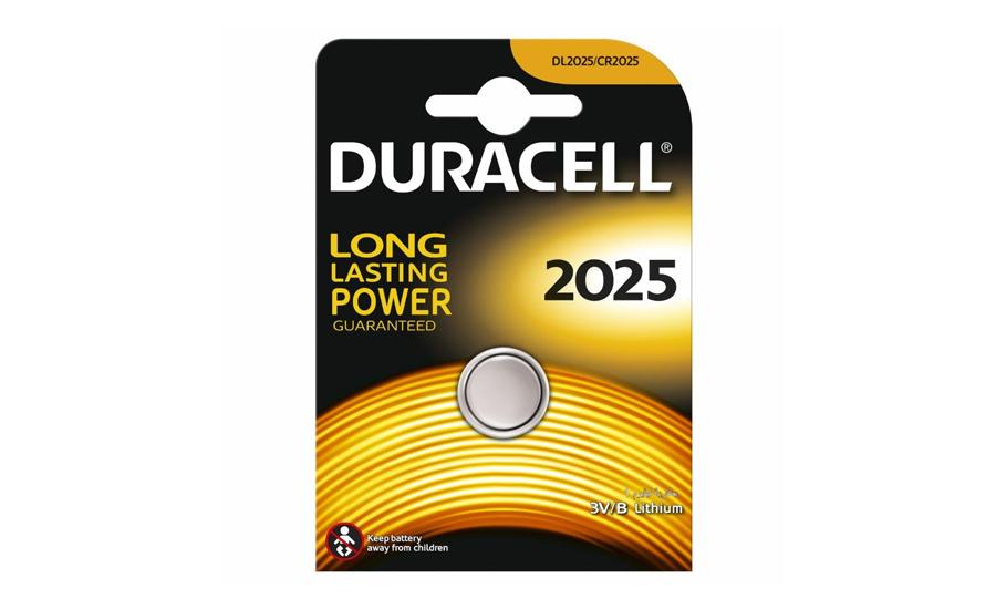 Akumulator Duracell Litowa DL 2025 4300082