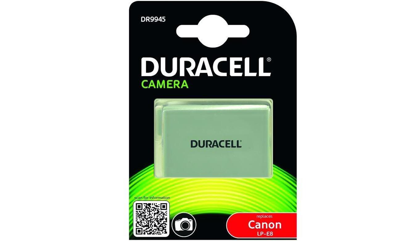 Zamiennik Canon LP-E8