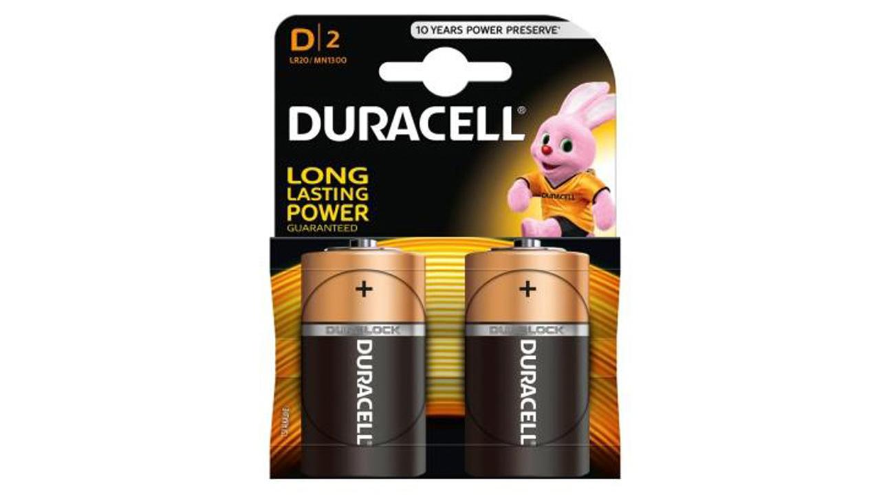 Duracell Basic LR20