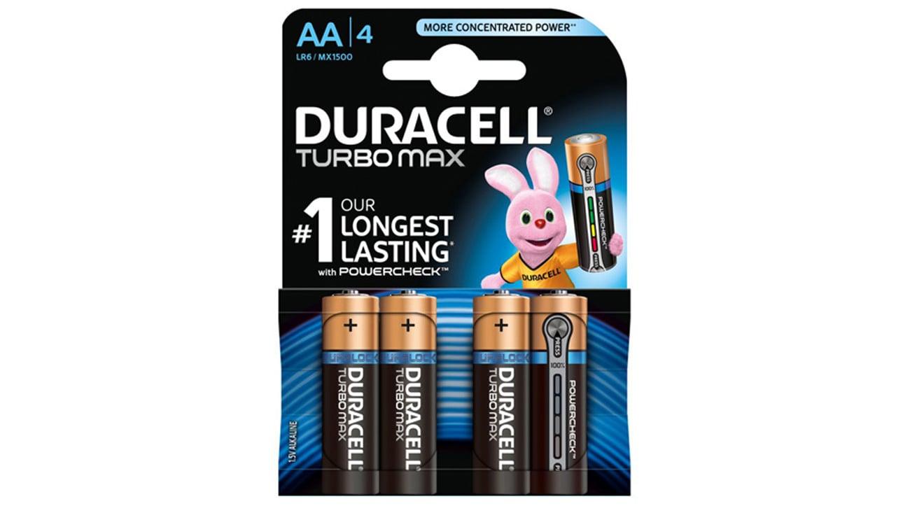 Duracell Turbo AA/LR6 4 szt