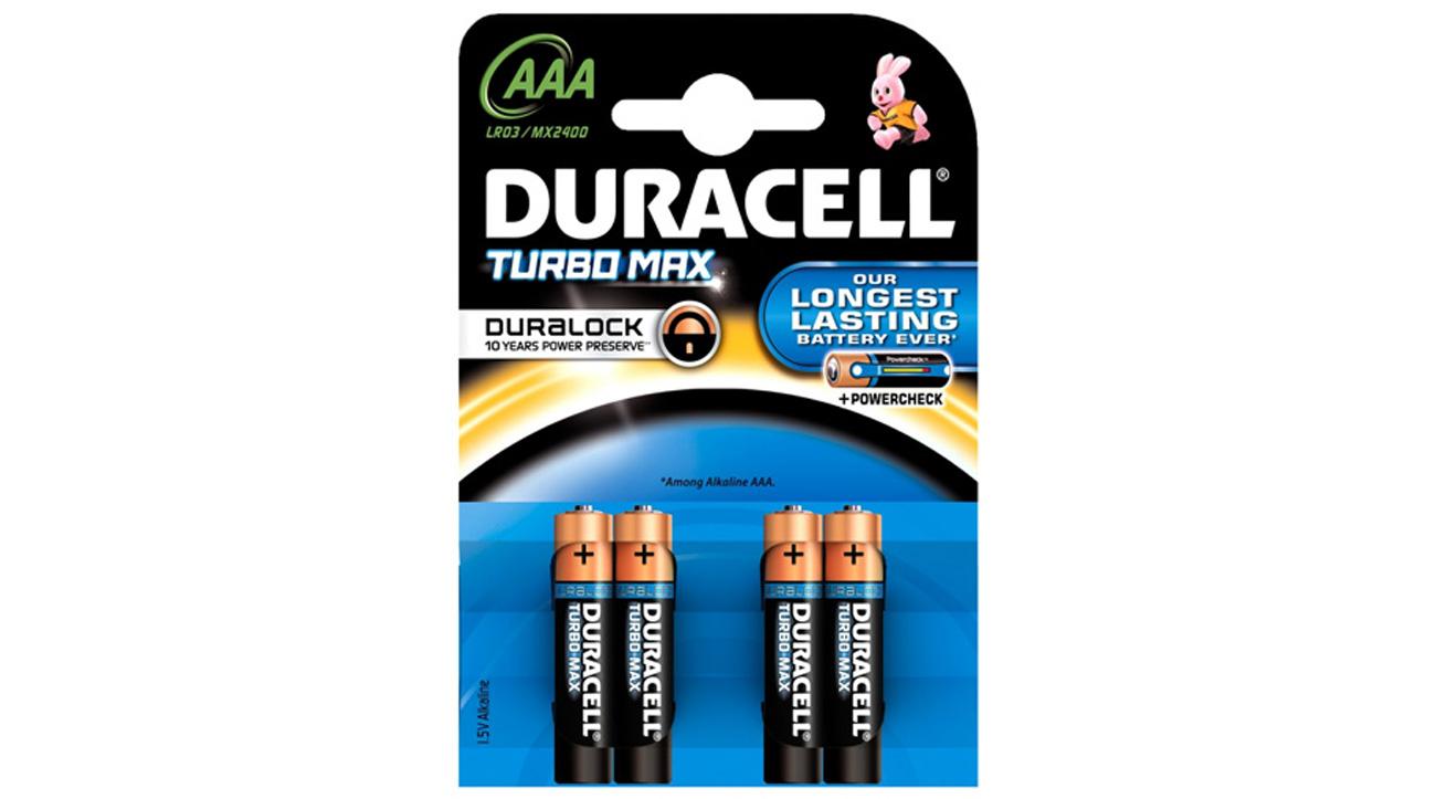 Duracell Turbo AAA/LR03 4 szt