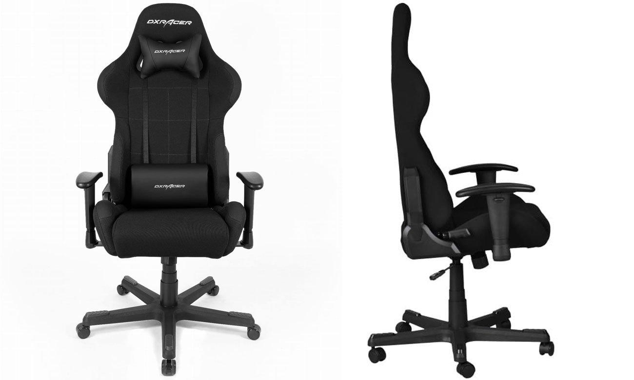 Fotel dla gracza DXRacer Racer 2 Czarny