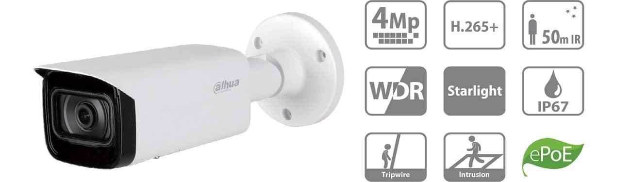 Dahua IPC-HFW5442T-ASE-0280B