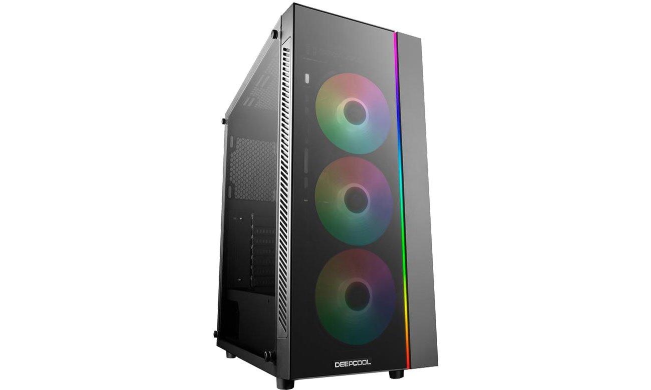 Obudowa do komputera Deepcool Matrexx 55 ADD-RGB 3F DP-ATX-MATREXX55-AR-3F