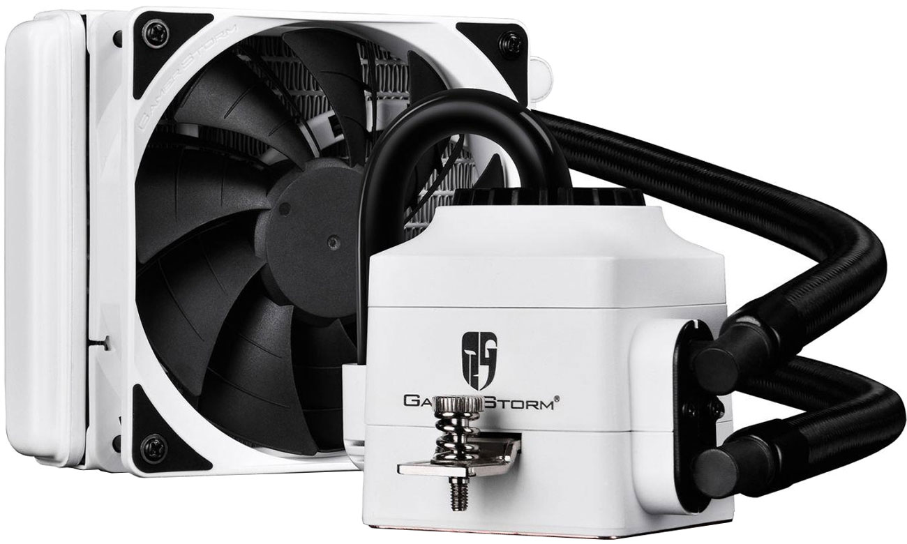 Chłodzenie wodne Deepcool Captain 120EX W DP-GS-H12L-CT120WA4