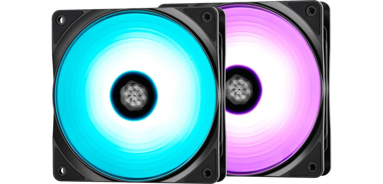 Deepcool Maelstrom 240 RGB Wentylatory