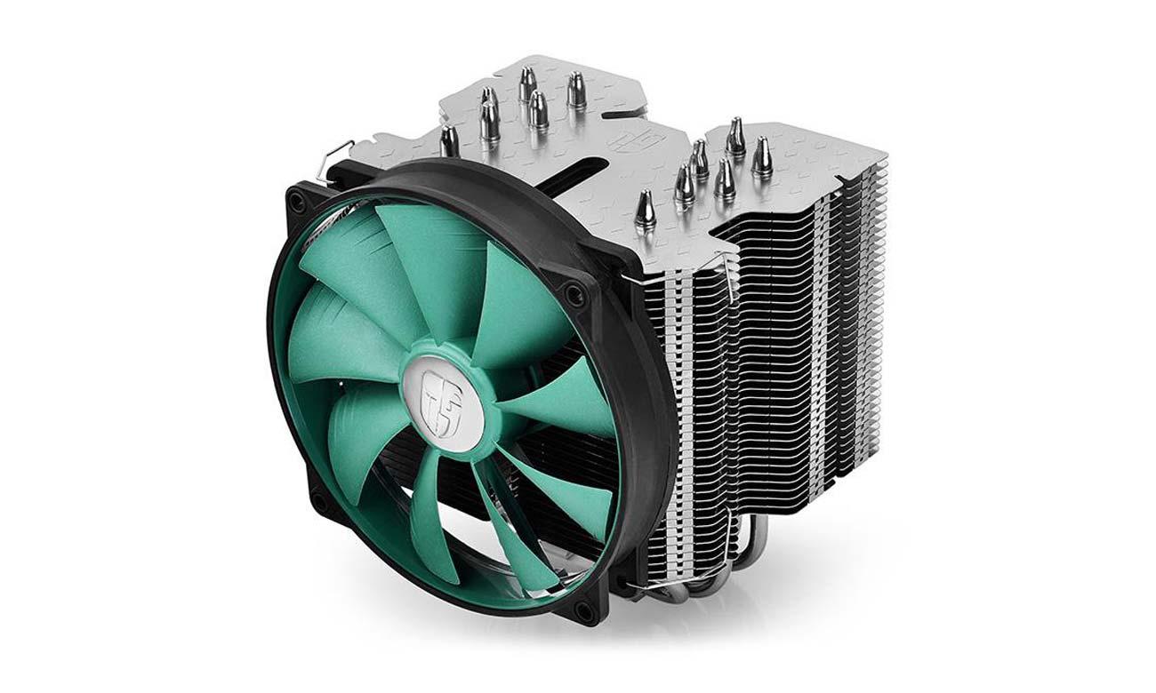Chłodzenie procesora  Deepcool Lucifer V2