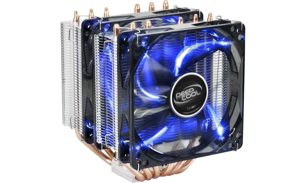 Chłodzenie procesora Deepcool Neptwin V2 DPMCH6NT