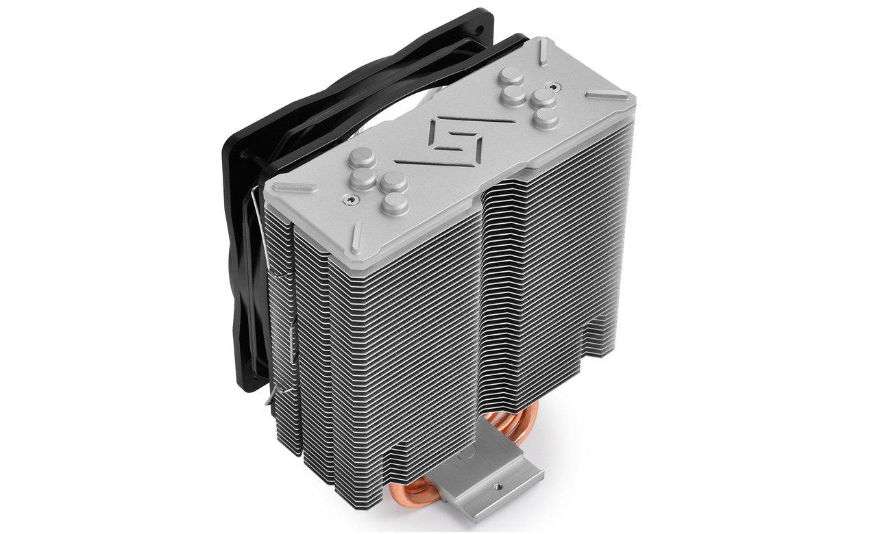 Deepcool Gammaxx GT Efektywność chłodzenia