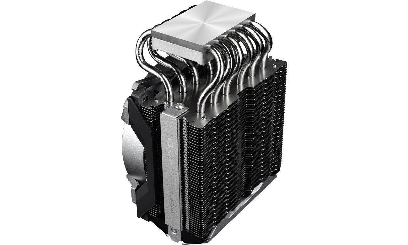 Deepcool FRYZEN Radiator, podstawa