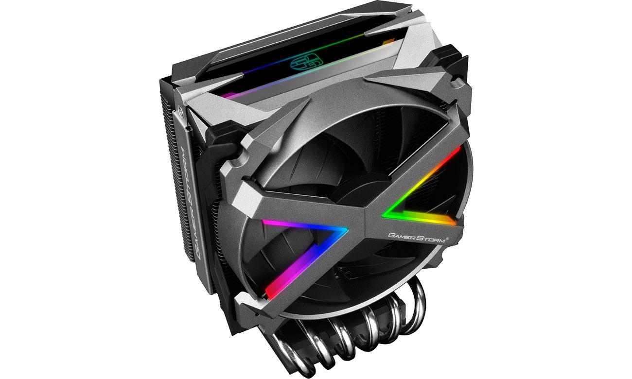 Deepcool FRYZEN Podświetlenie RGB