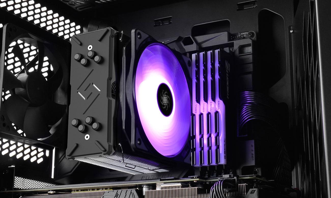 Deepcool Gammaxx GTE Podświetlenie RGB