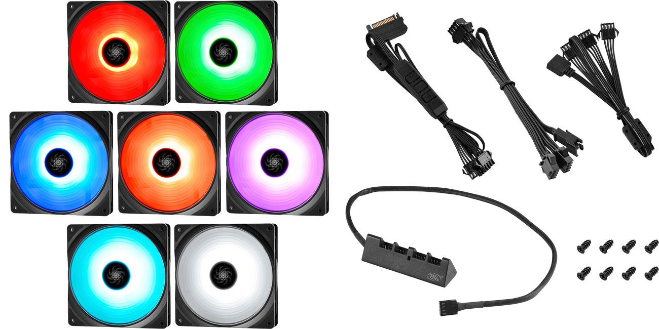 Deepcool RF 140 Kontroler RGB