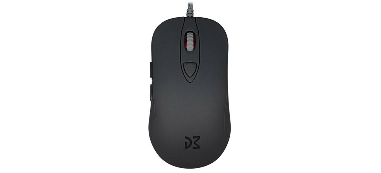 Mysz dla graczy Dream Machines DM1 FPS Smoke Grey