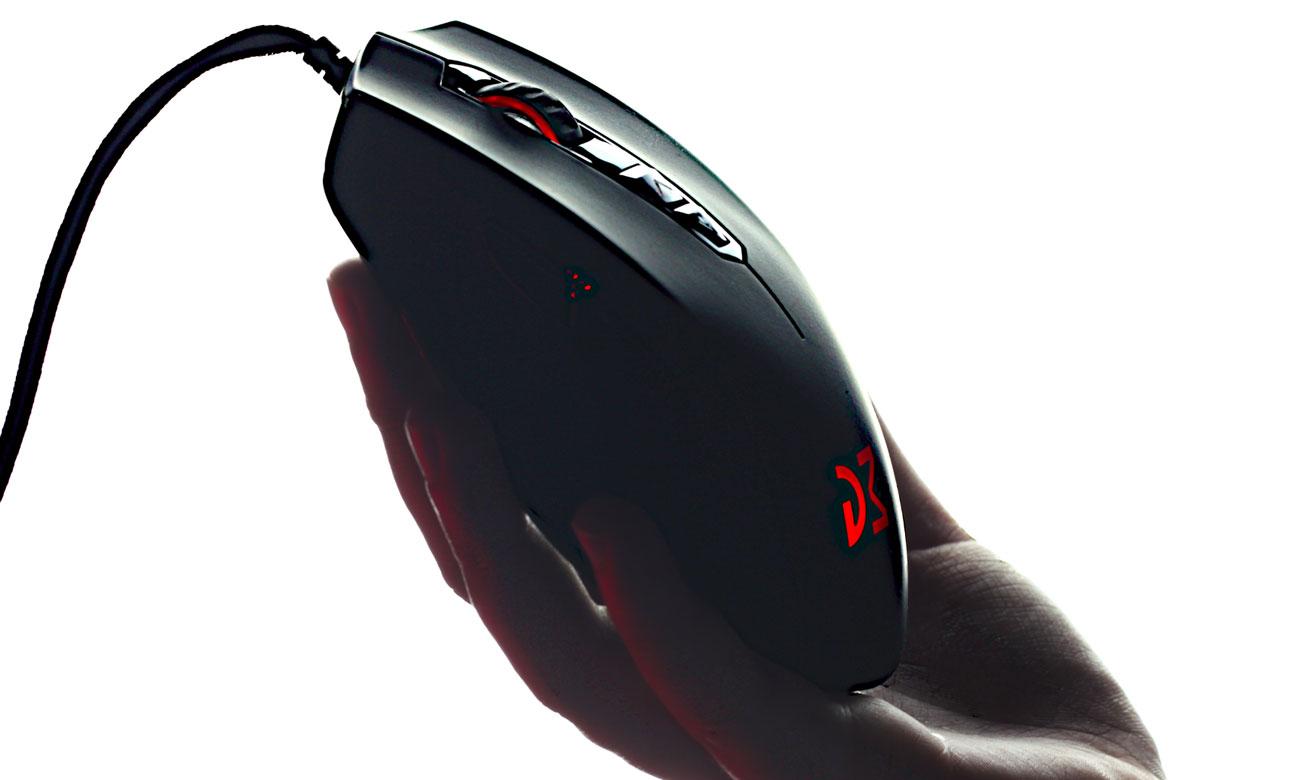 Mysz dla graczy Dream Machines DM2 Supreme