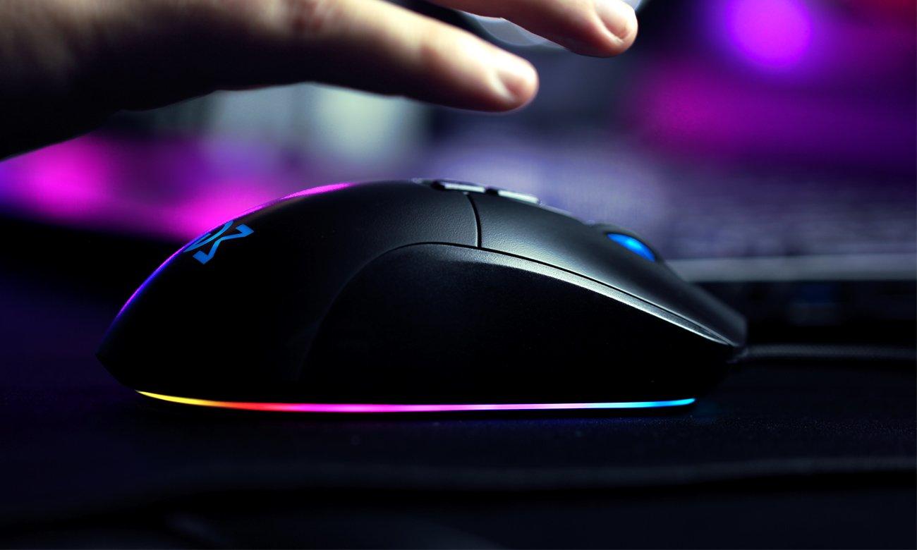 Mysz gamingowa Dream Machines DM4 Evo