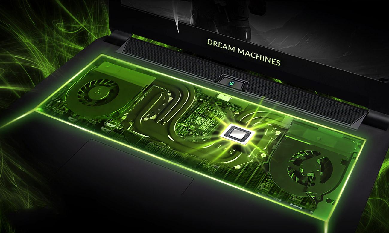Dream Machines G1050-17PL49 GeForce GTX 1050