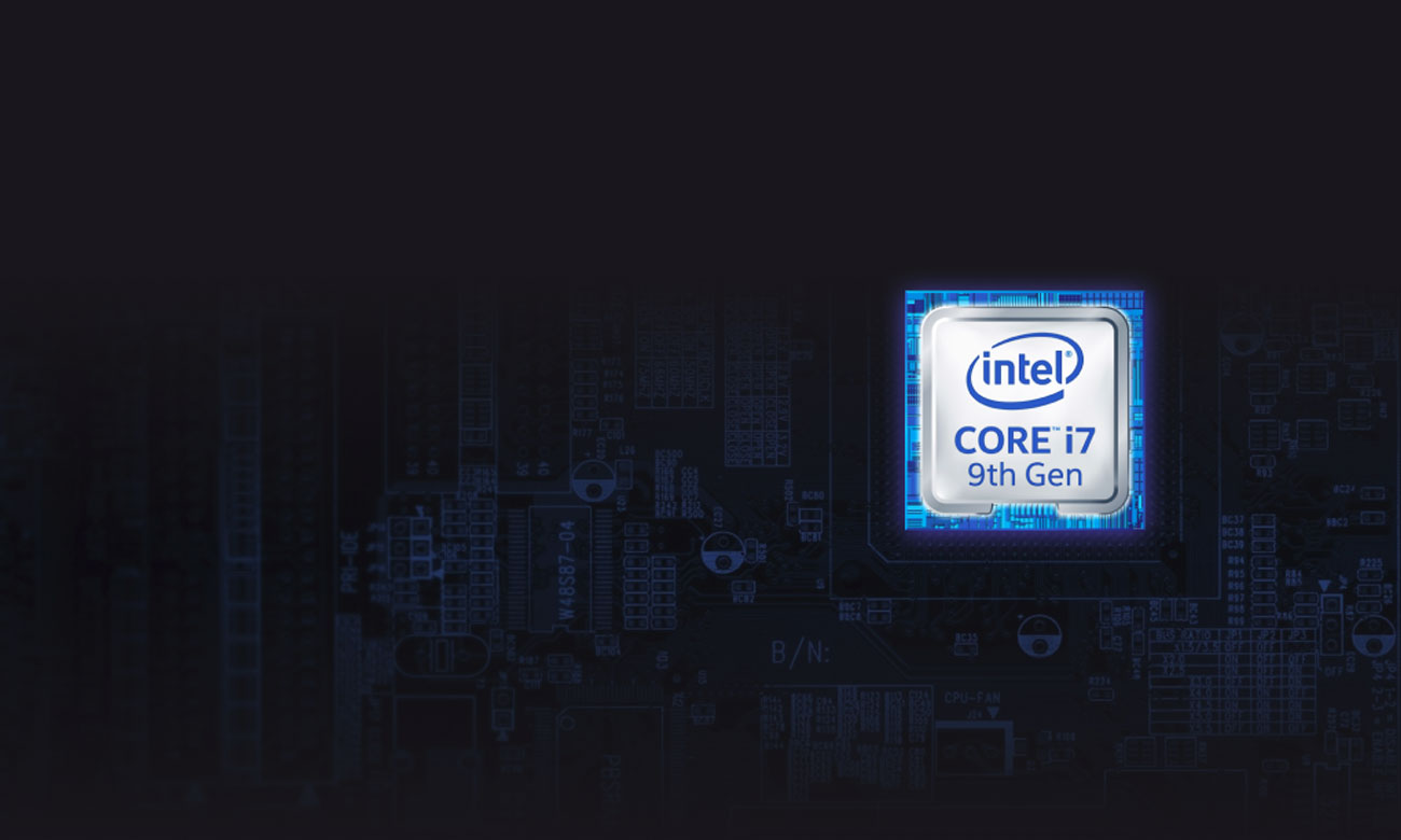 Intel Core 9. gen