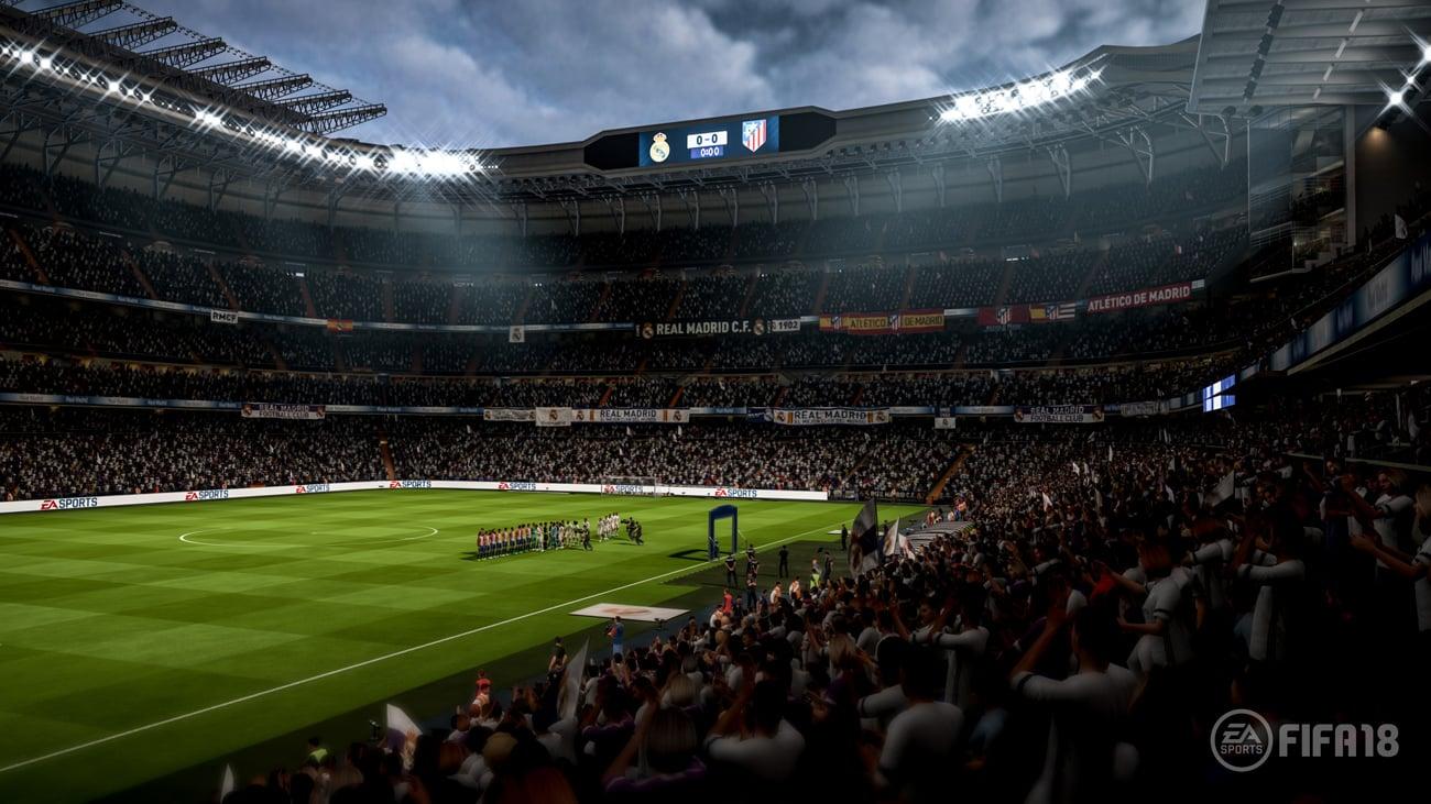 Realistyczne areny piłkarskie