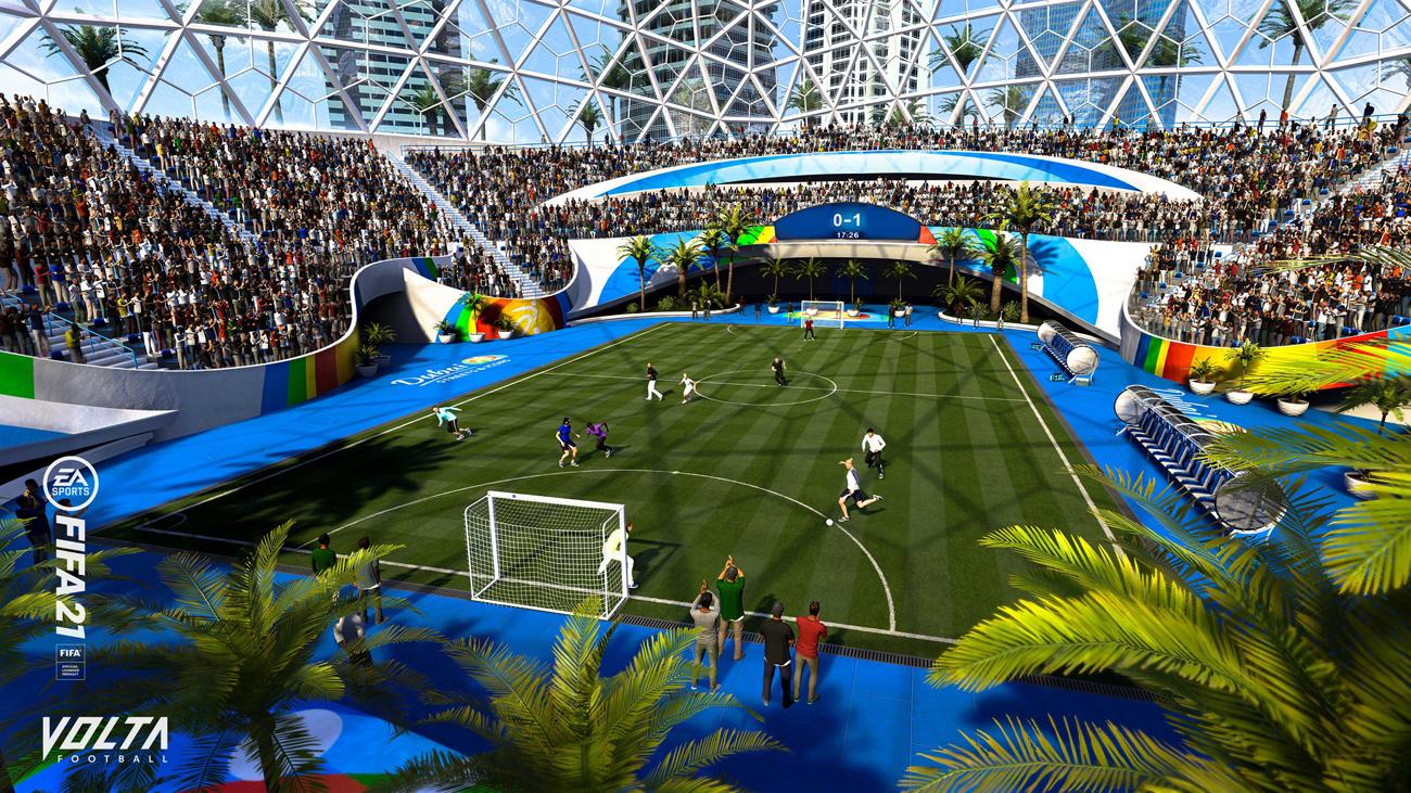 EA SPORTS VOLTA FOOTBALL