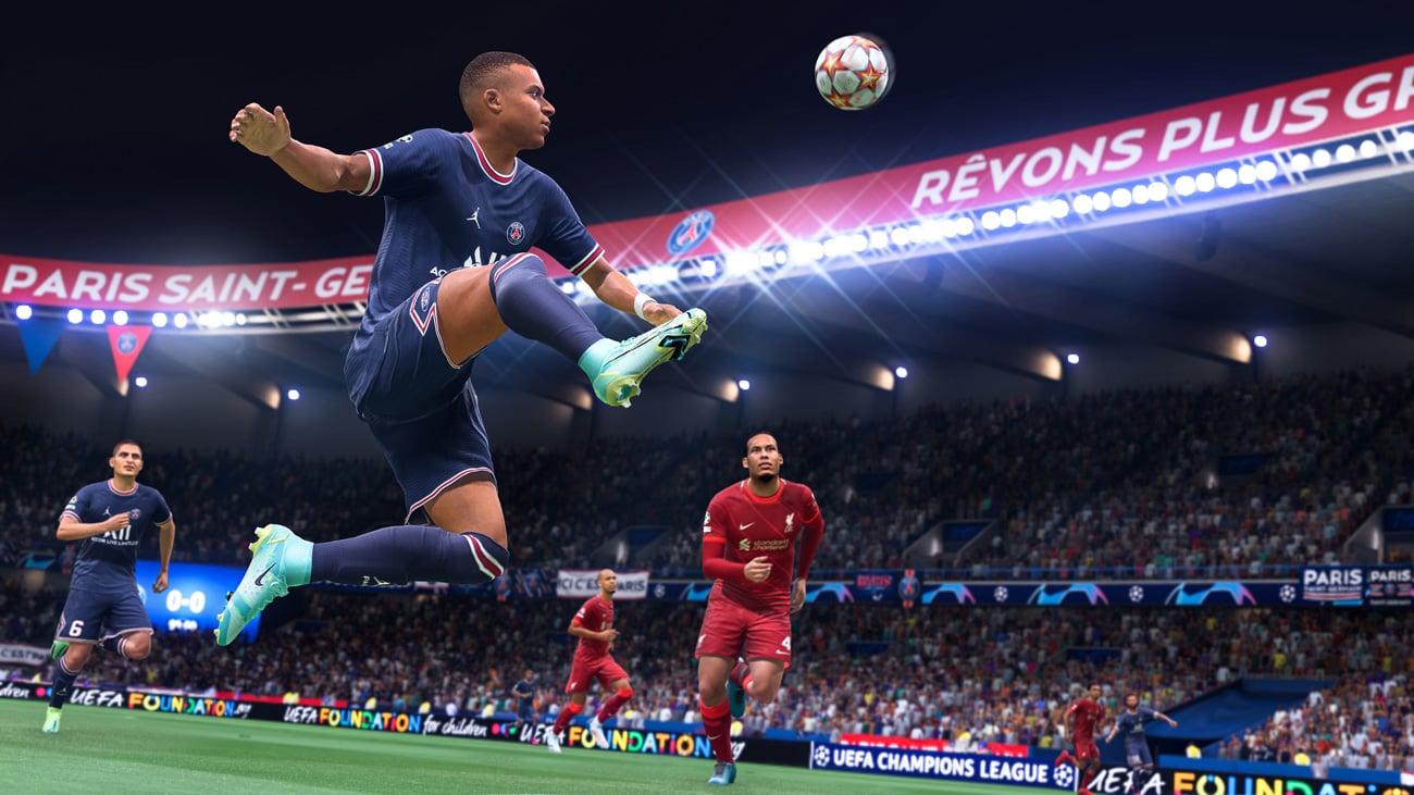 Gra FIFA 22 na komputery PC Rozgrywka