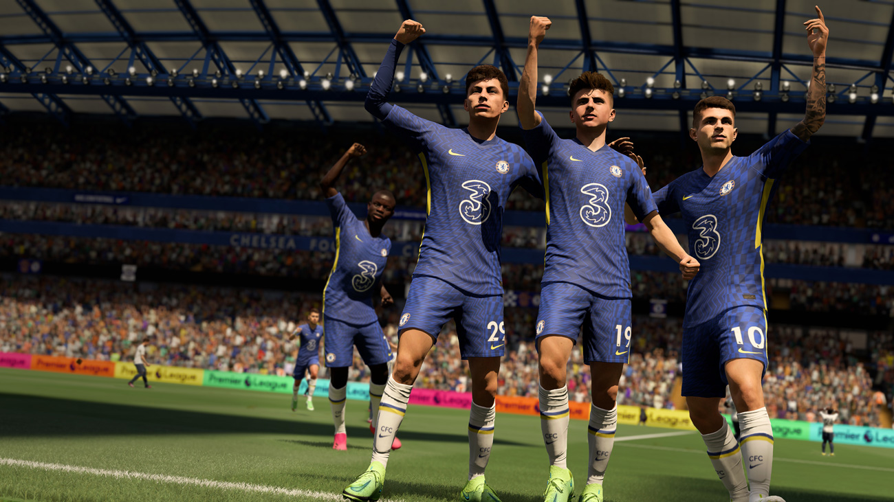 Gra FIFA 22 na komputery PC Zawodnicy