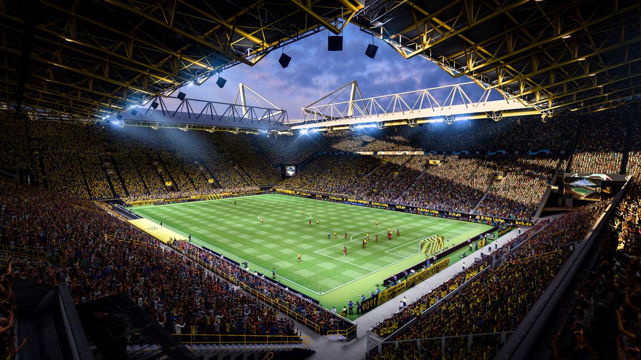 Gra FIFA 22 na komputery PC Stadion