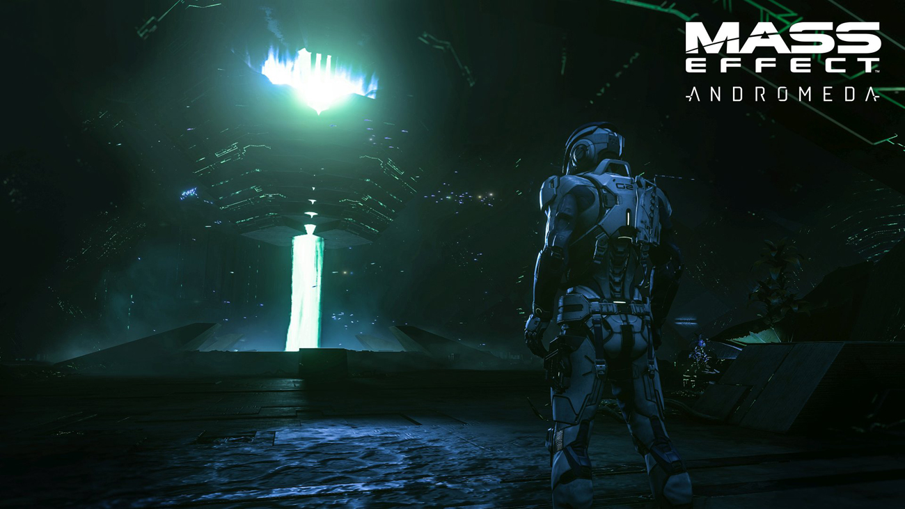 Gra Mass Effect: Andromeda