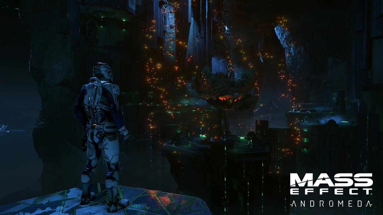 Gra Mass Effect: Andromeda Wciel się w Pioniera