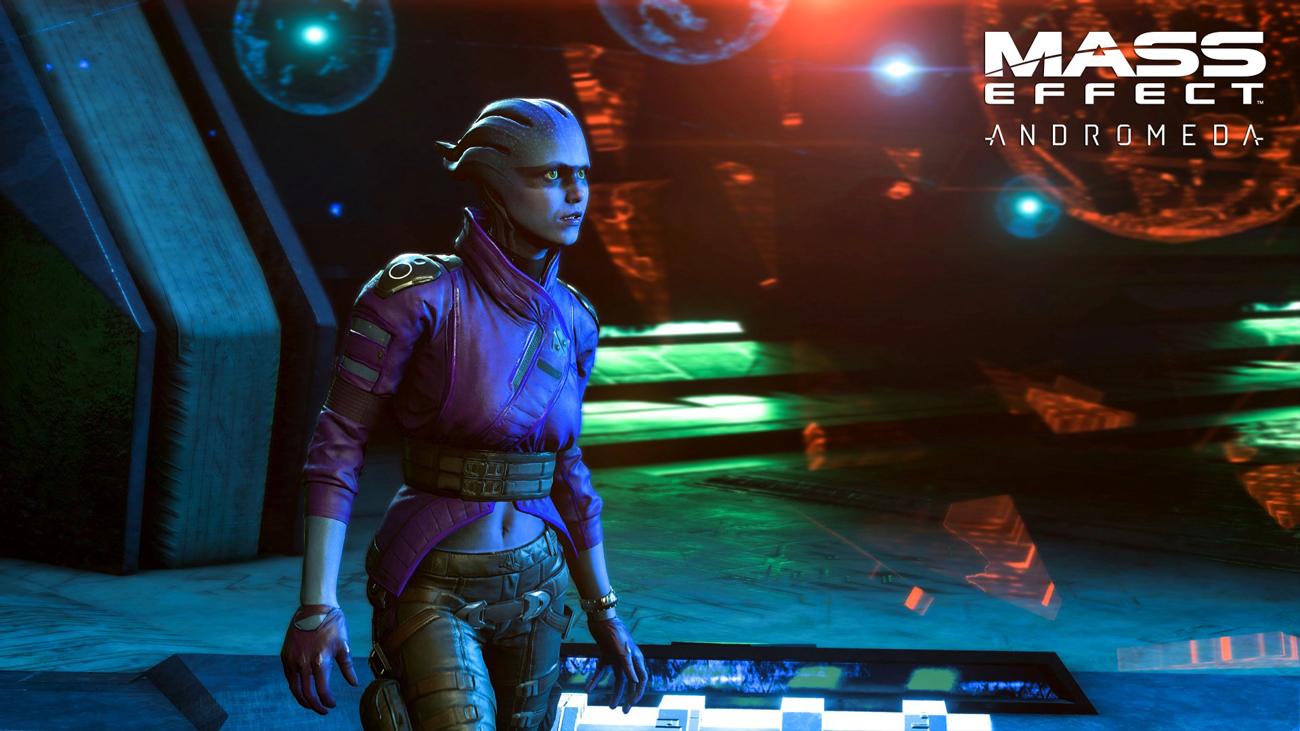 Gra Mass Effect: Andromeda Walka
