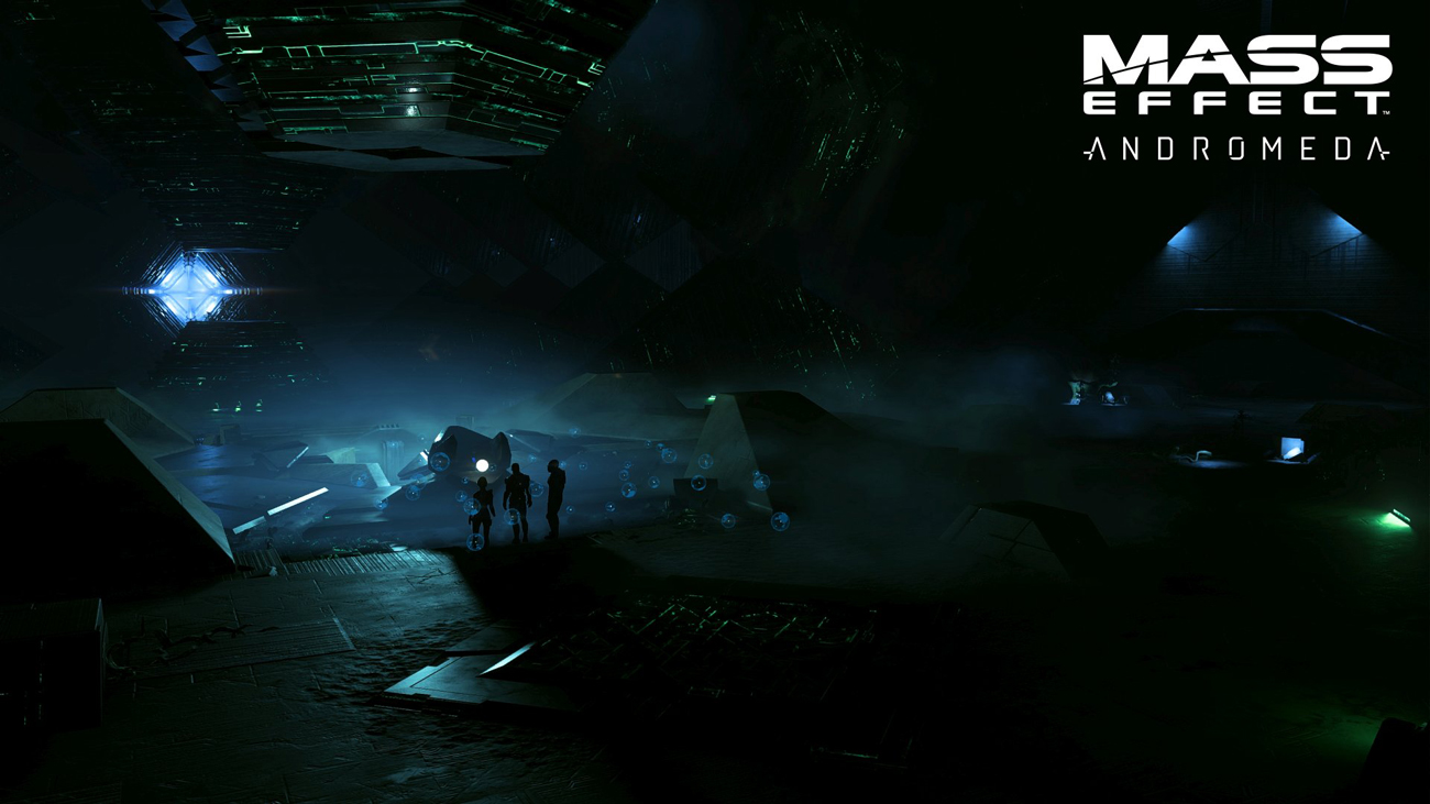 Gra Mass Effect: Andromeda Drzewko umiejętności