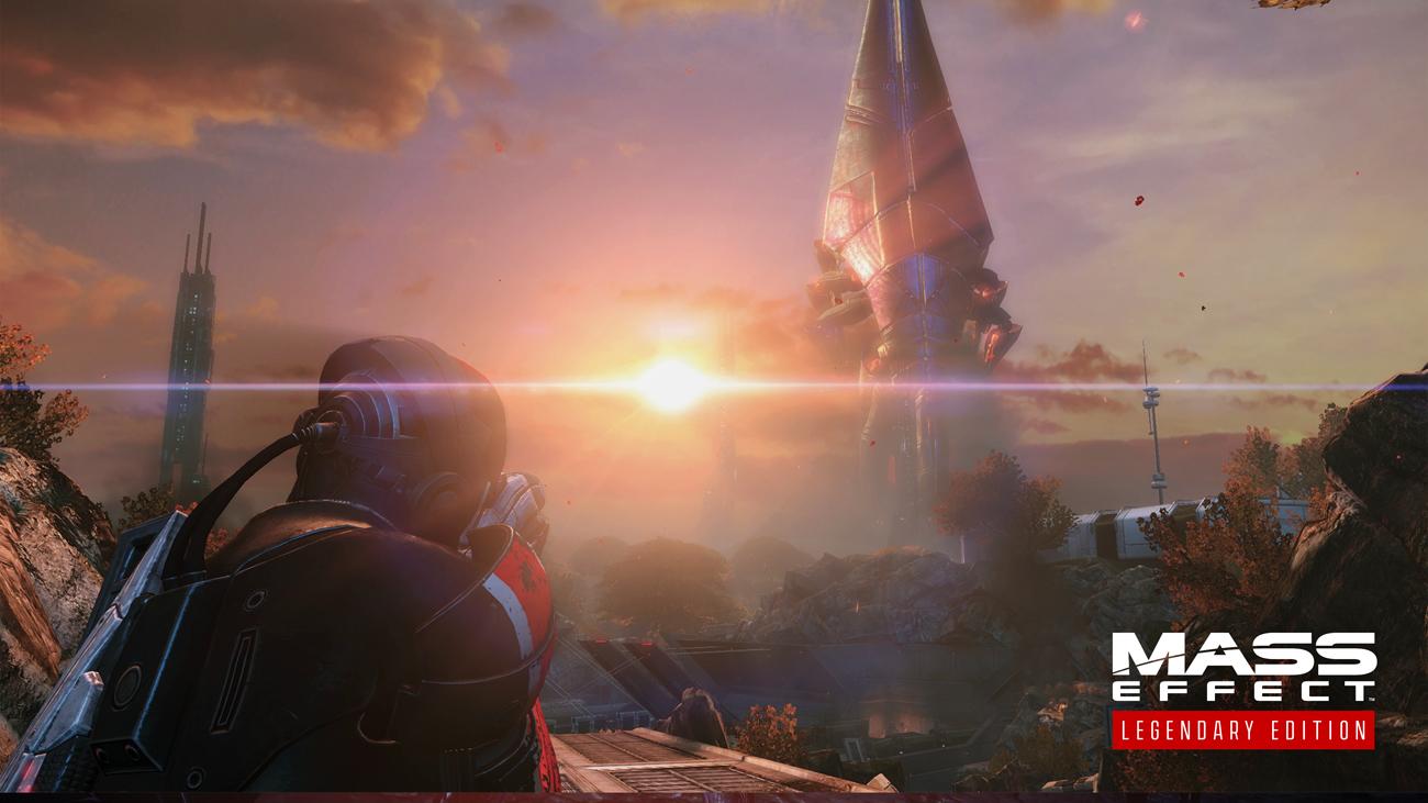 Mass Effect Edycja Legendarna na Xbox One i Xbox Series X