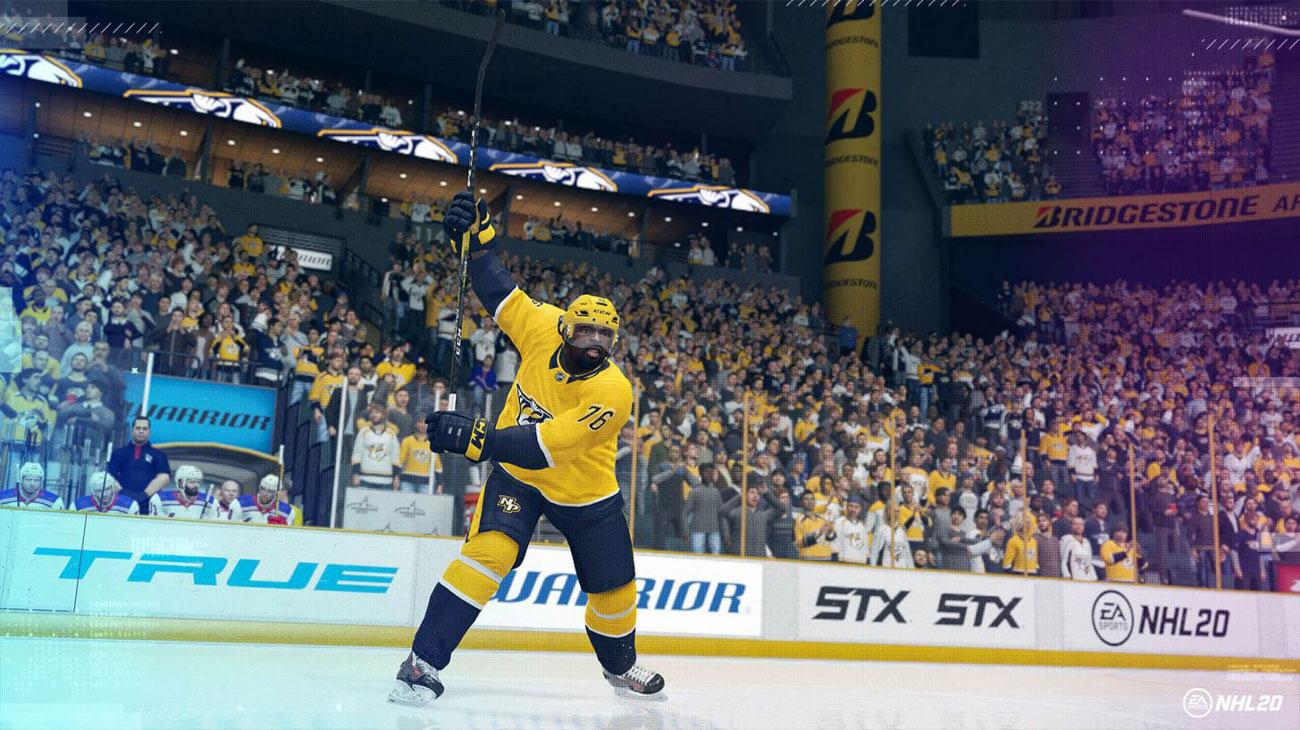 EA NHL 20 5035228123755