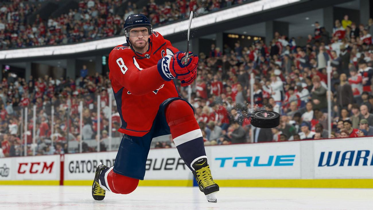 Gra NHL 21 na Xbox One