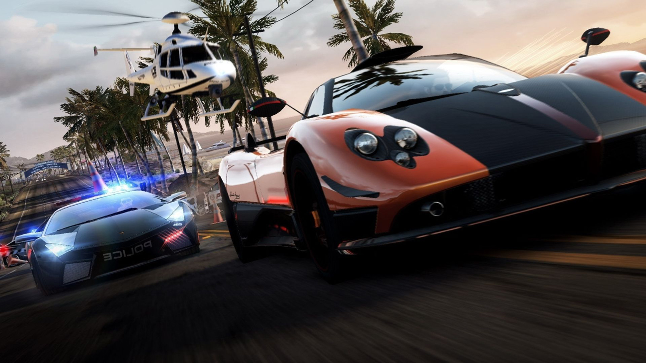 Gra Need for Speed Hot Pursuit Remastered na PlayStation 4