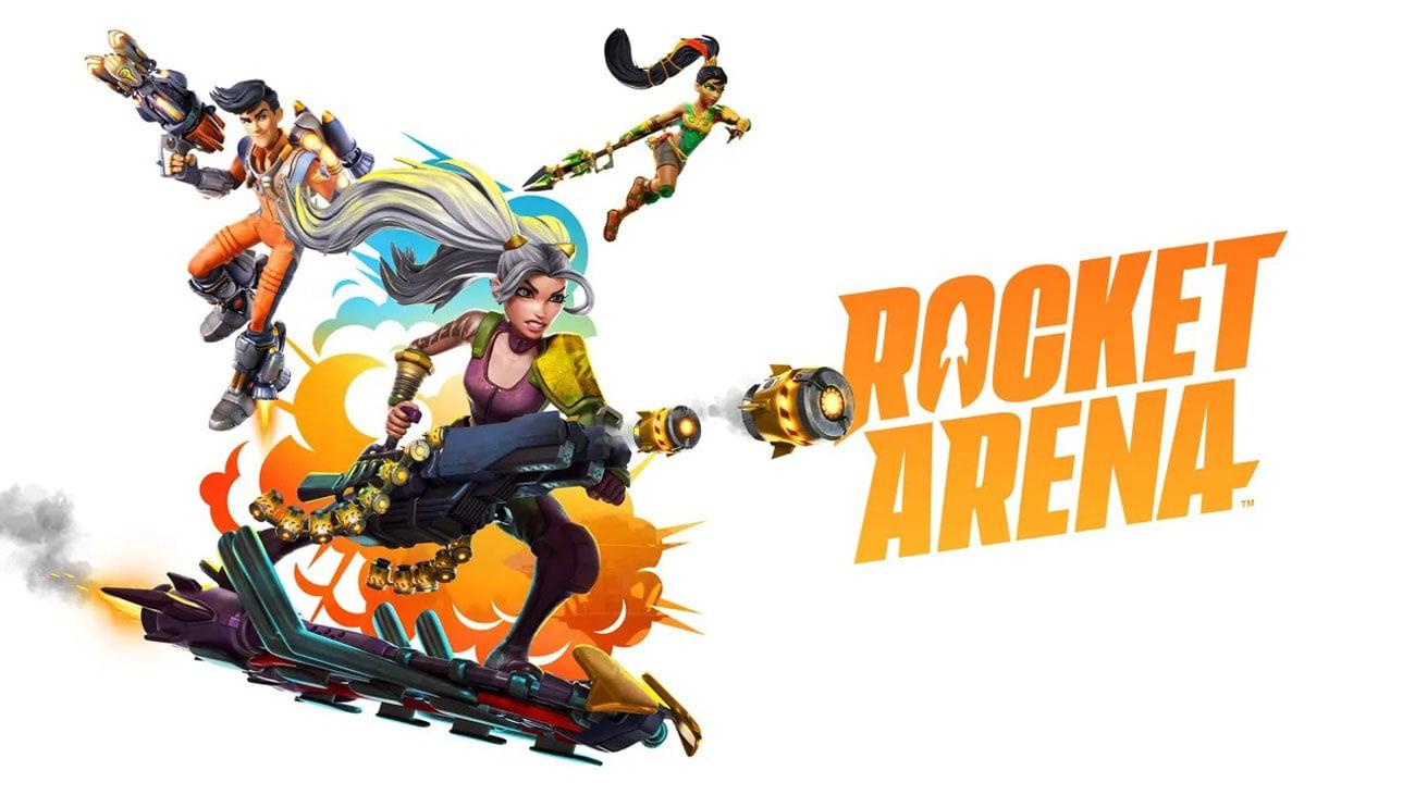 Gra Rocket Arena na Xbox One