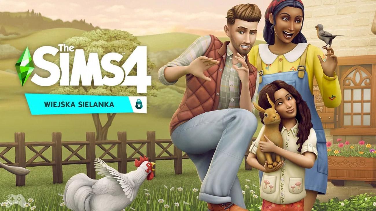 Dodatek The Sims 4 Wiejska sielanka na komputery PC