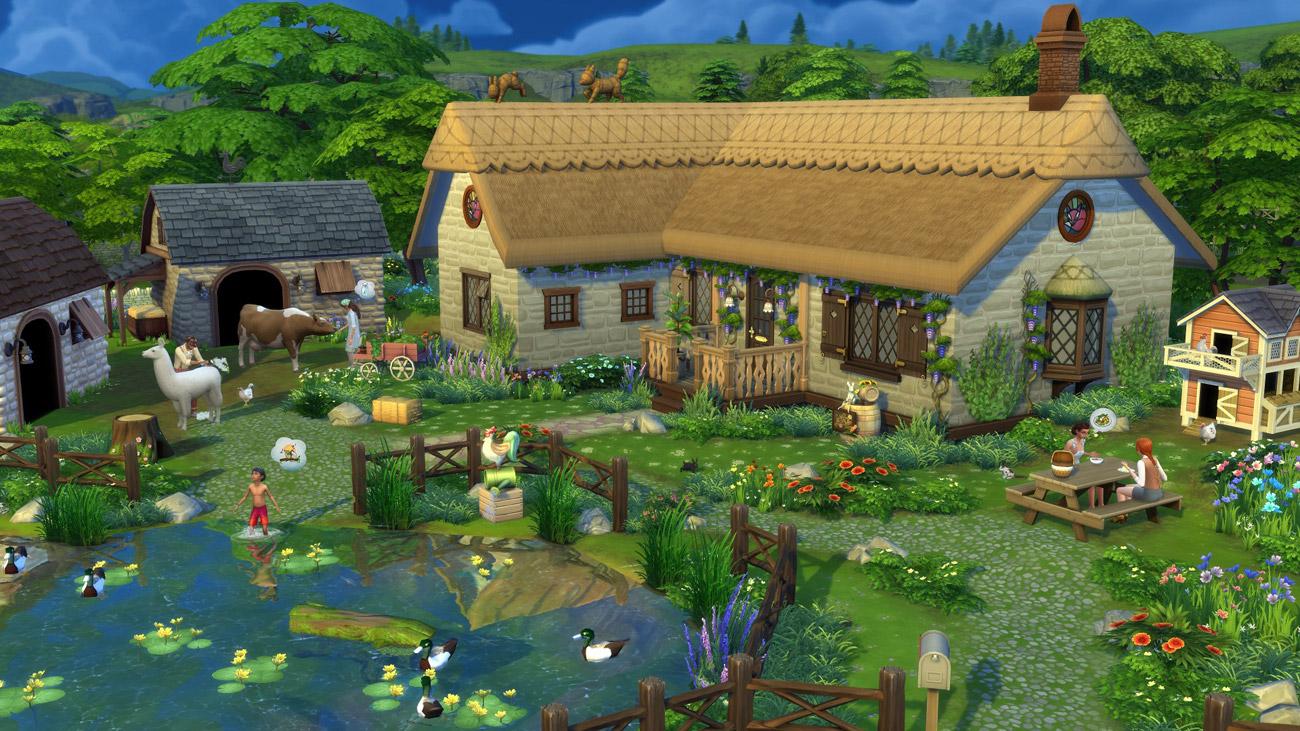 Ciesz się życiem na wsi