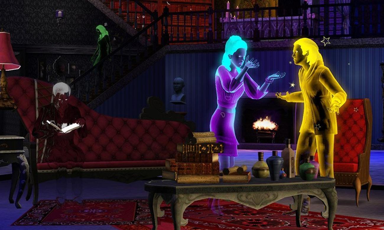 The Sims 3 Nie z tego świata