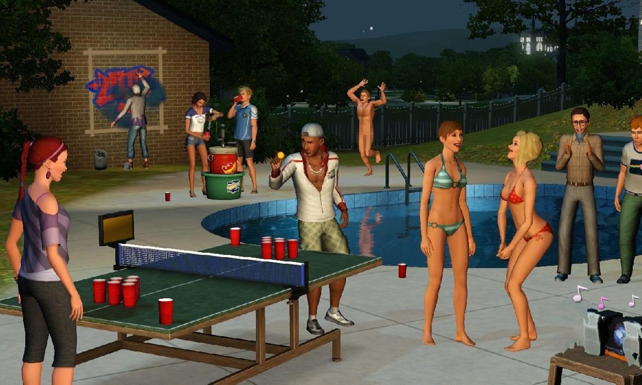 The Sims 3 Studenckie życie