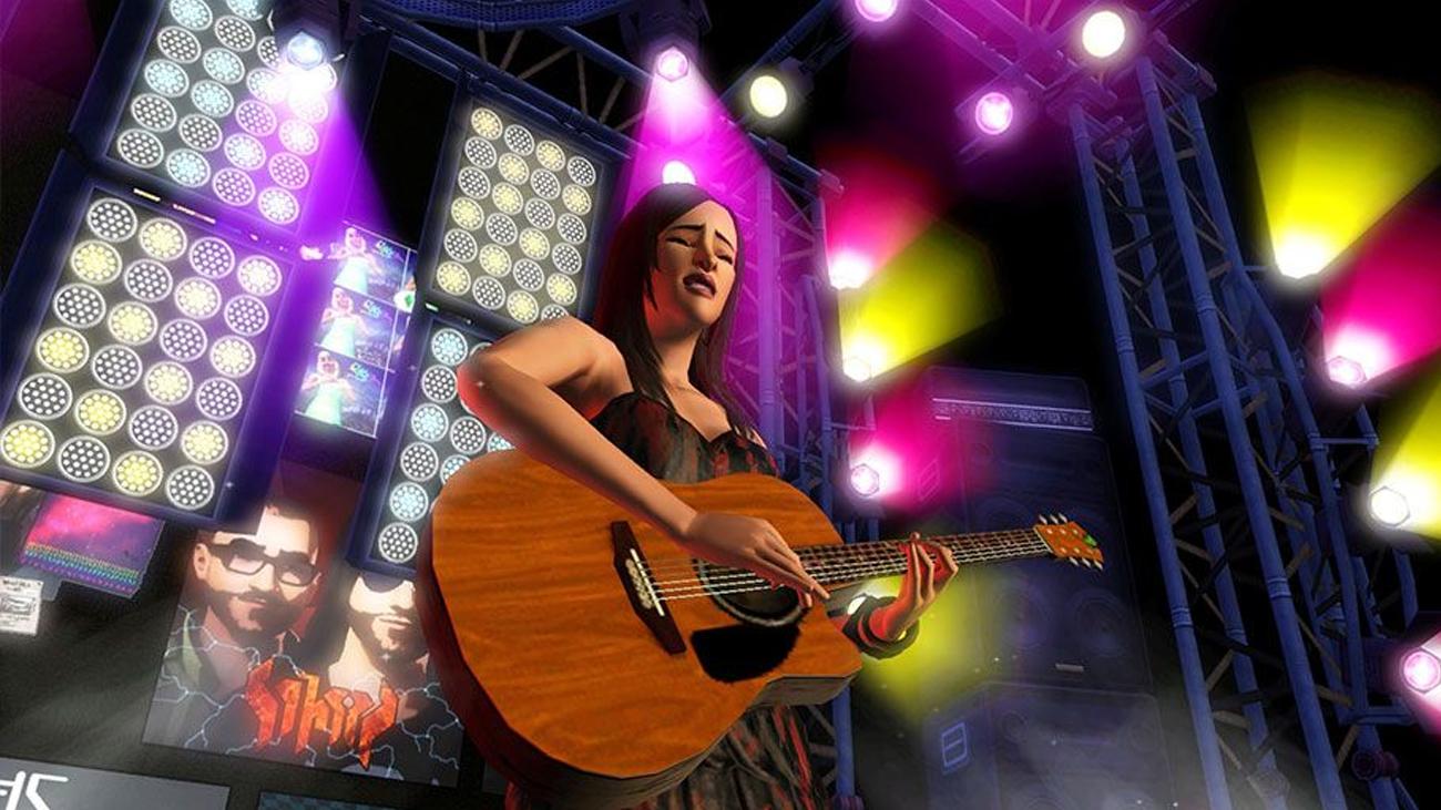 The Sims 3 Zostań gwiazdą
