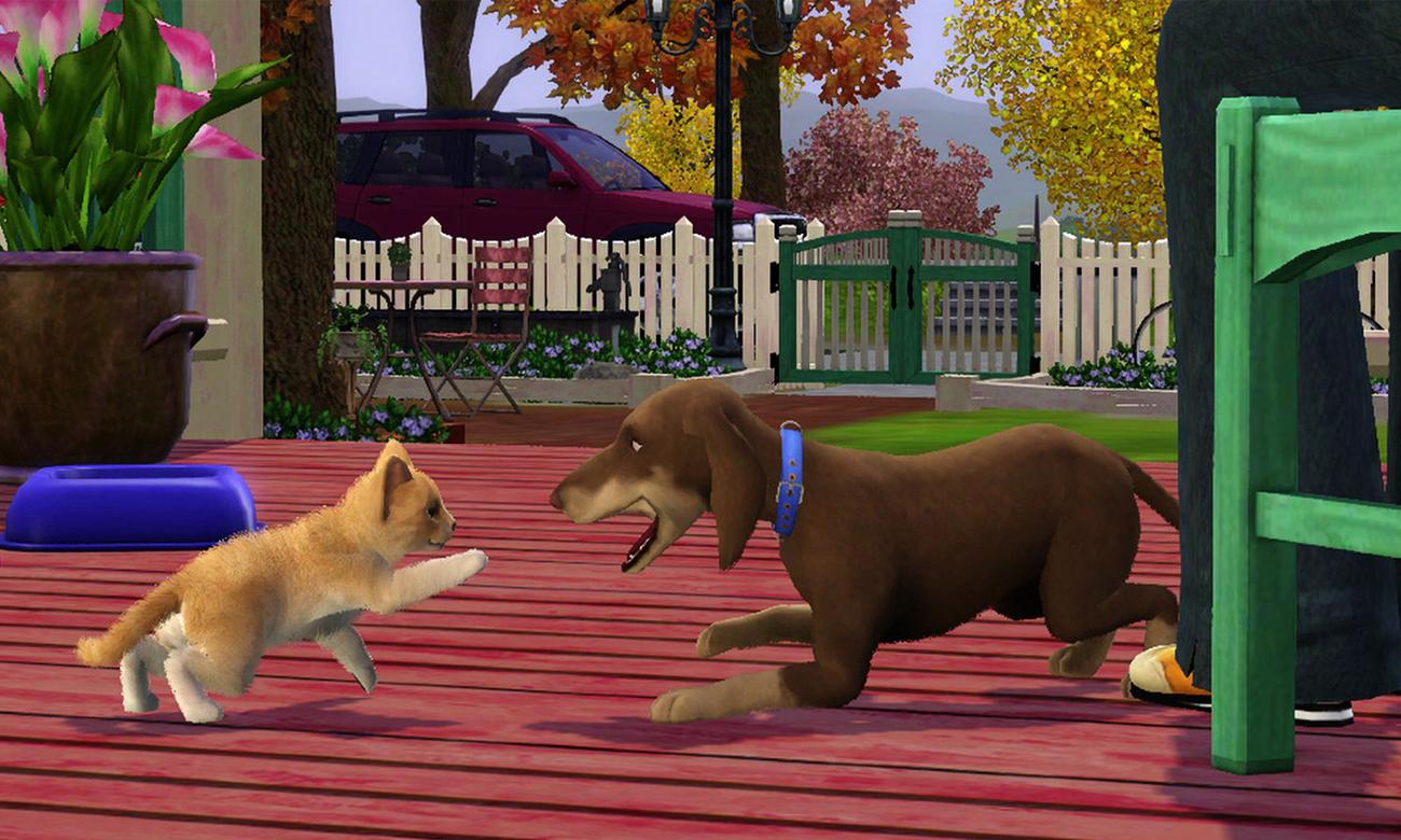 The Sims 3 Zwierzaki