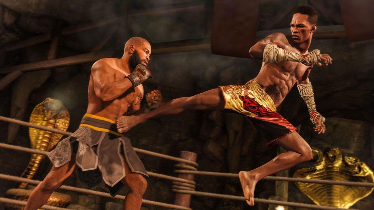 Nowe areny kreują zawodników i walki