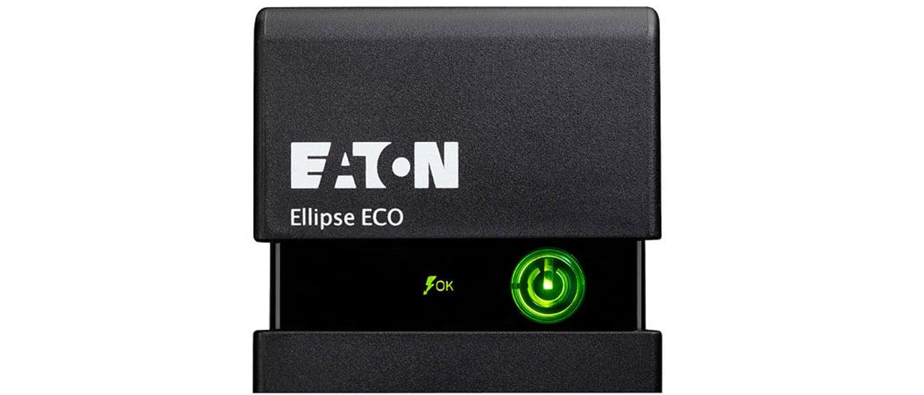 Zasilacz awaryjny (UPS) EATON Ellipse ECO 650